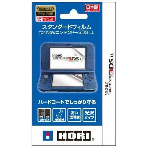 Защитная пленка HORI для New Nintendo 3DS XL 0
