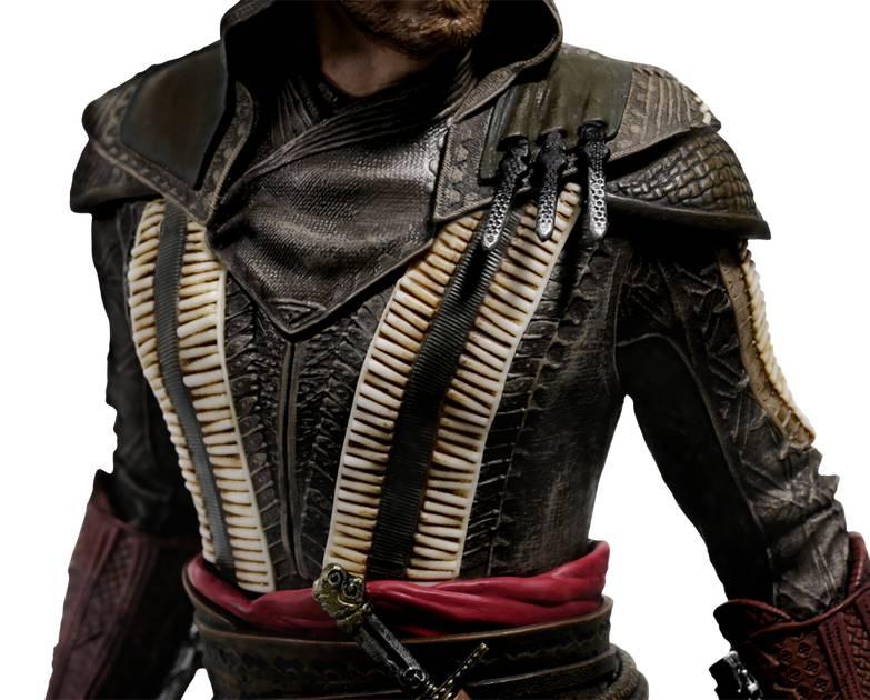 Assassins Creed Movie Фигурка Fassbender Aguilar  0