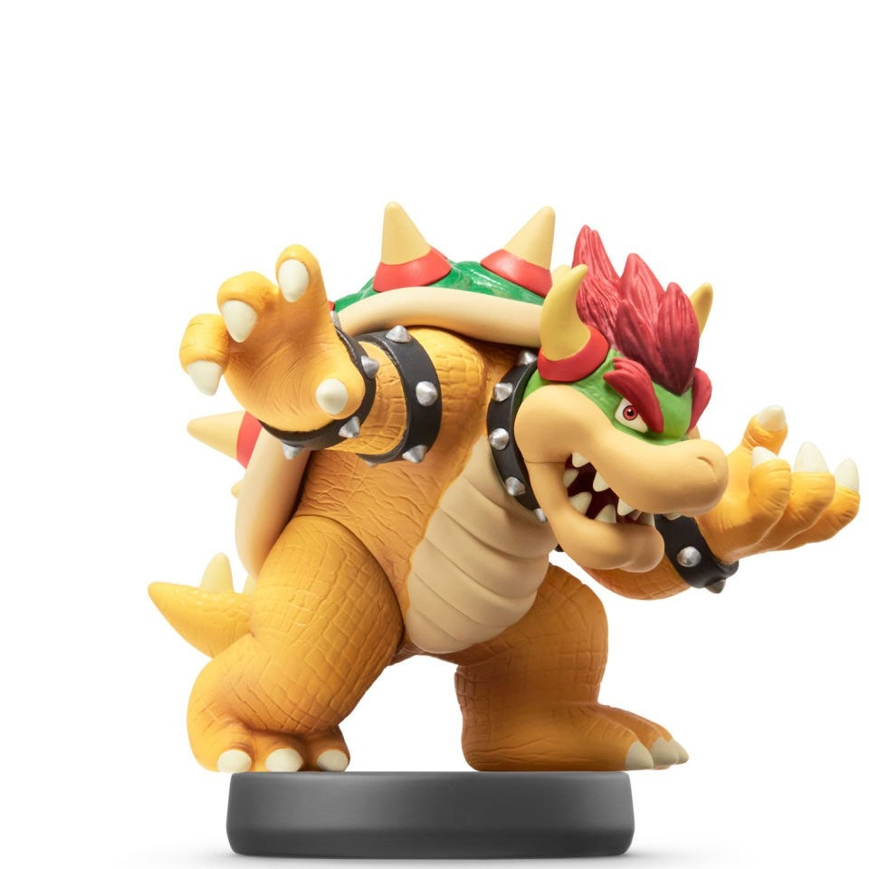 Фигурка Nintendo Amiibo Smash Bowser no.20  0