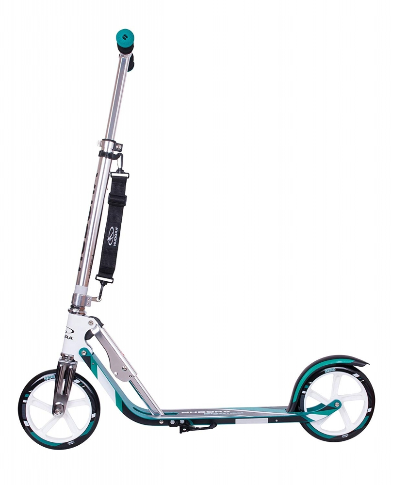 Самокат Hudora Big Wheel 205 RX-Pro Technologie Turkus 0