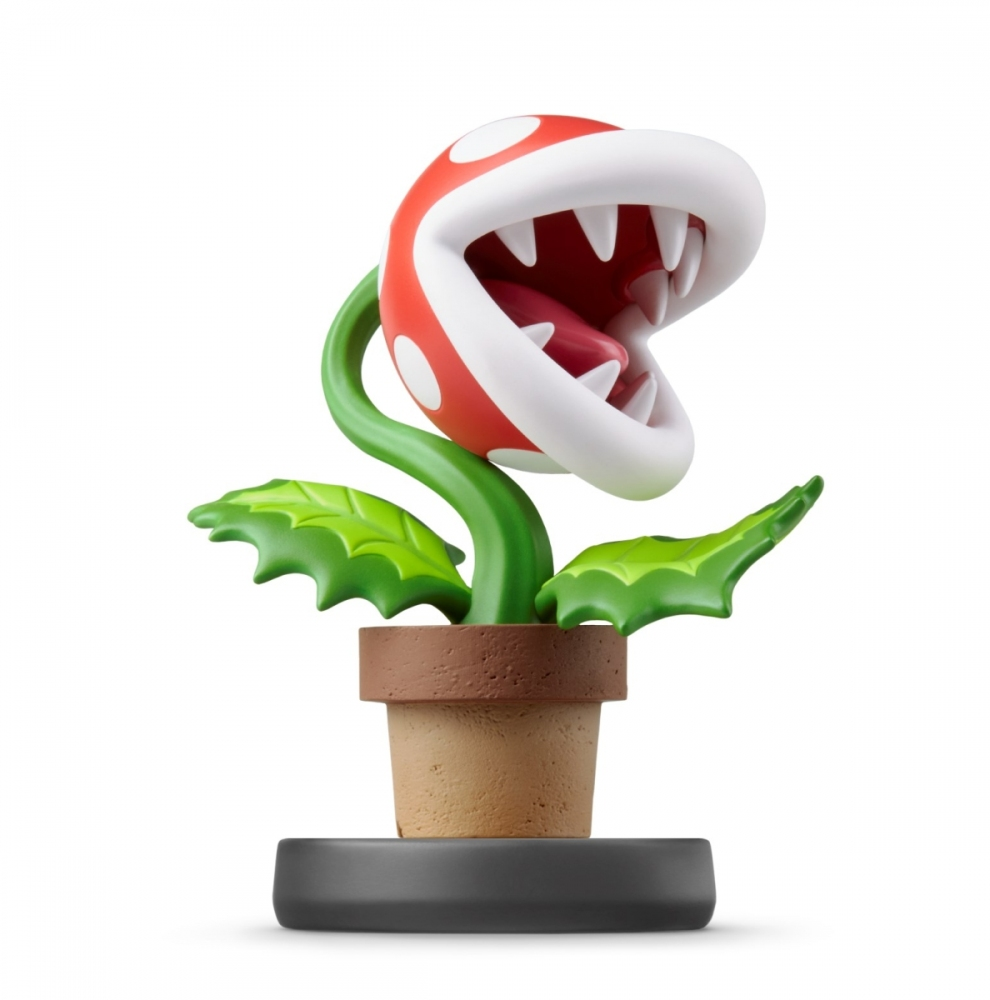Фигурка Nintendo Amiibo Smash - Piranha Plant  0