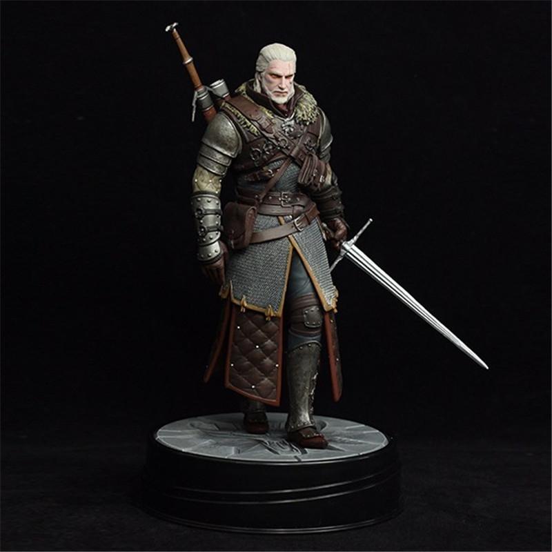 Фигурка Witcher 3: Wild Hunt Geralt 23cm 0