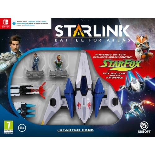 Стартовый набор Starlink: Battle for Atlas Nintendo Switch 0