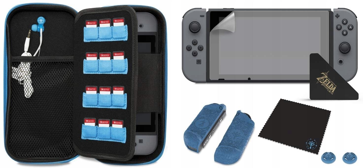 Чехол PDP Starter Kit Zelda Edition для Nintendo Switch 0