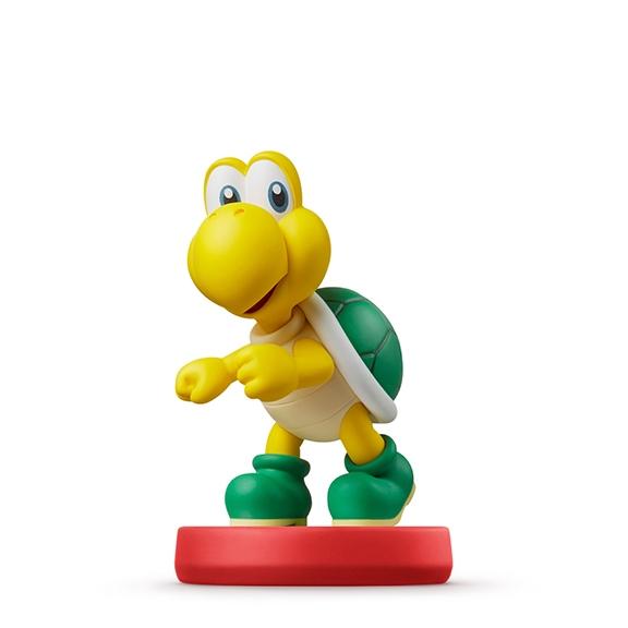 Фигурка Nintendo Amiibo Super Mario Koopa Troopa 0
