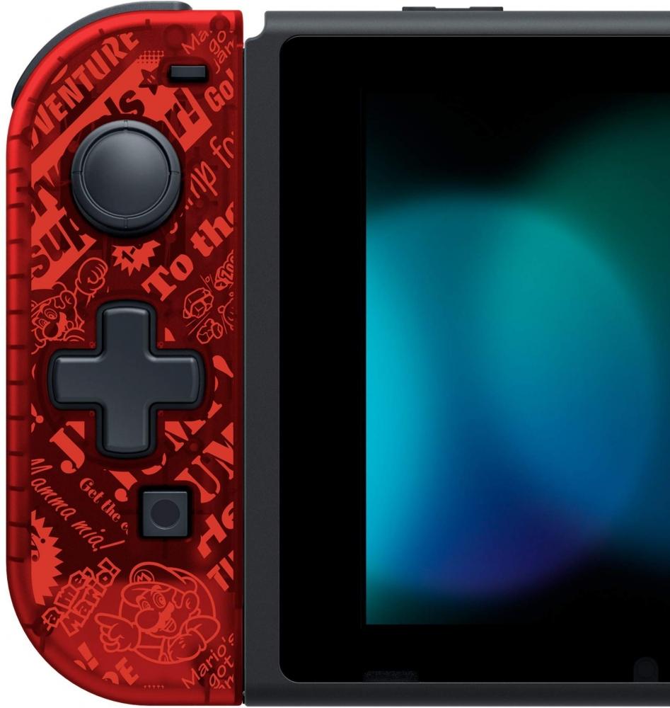 Геймпад Hori для Nintendo Switch - Mario (L) 0