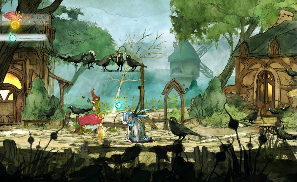 Игра для Nintendo Switch Child of Light and Valiant Hearts Double Pack 0