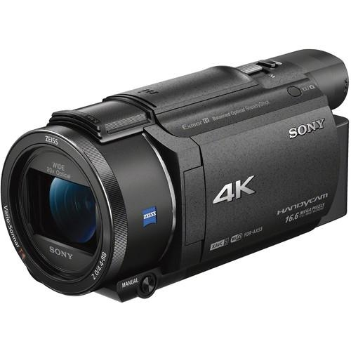 Видеокамера Sony FDR-AX53 0