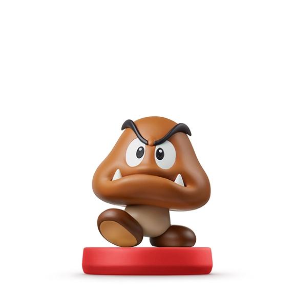 Фигурка Nintendo Amiibo Super Mario Goomba 0