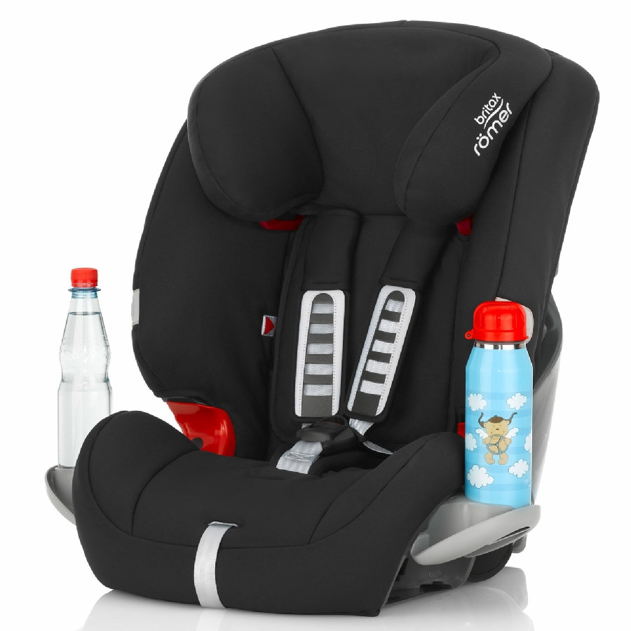 Britax-Romer Evolva 123 Plus Cosmos Black 0