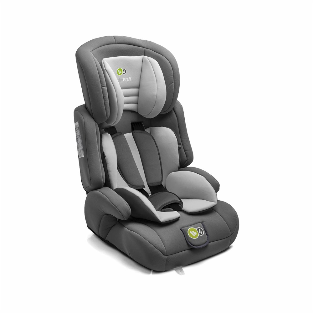 Автокресло KinderKraft Comfort UP Grey 0