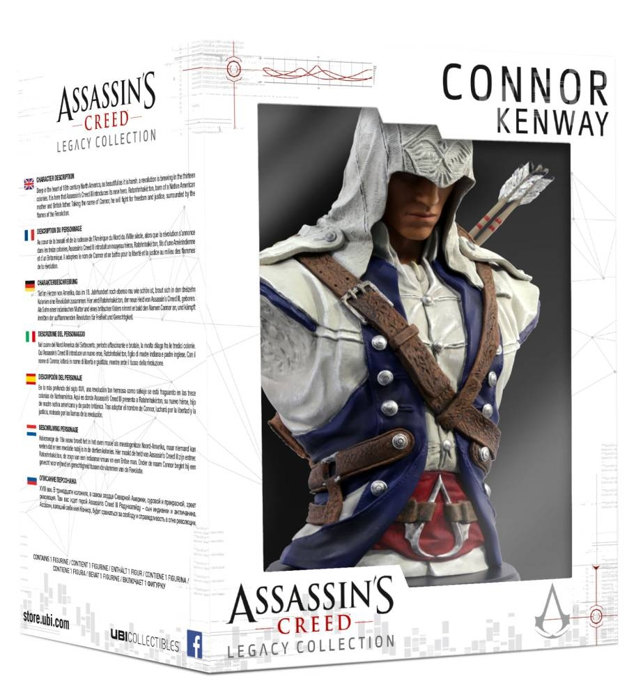Фигурка Assassins Creed 3 Connor 0