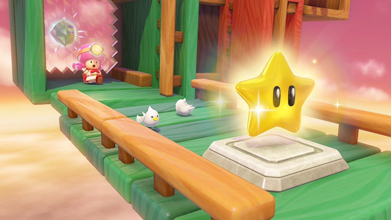 Игра для Nintendo Switch Captain Toad: Treasure Tracker 0