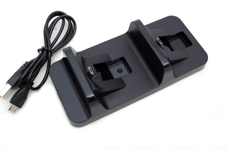 Зарядная станция Dual Charging Dock PS4 0