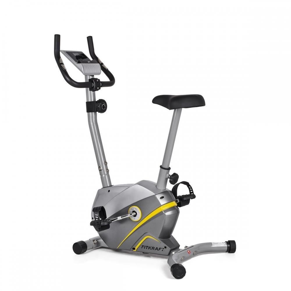 Магнитный велотренажер FITKRAFT F3 0