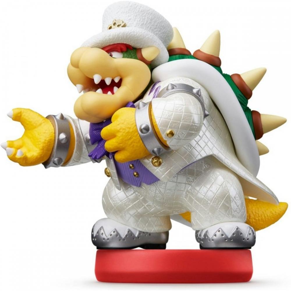 Фигурка Nintendo Amiibo Super Mario Wedding Bowser 0