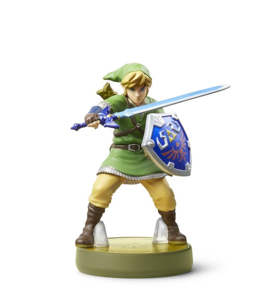 Фигурка Nintendo Amiibo Zelda Link Skyward Sword 0