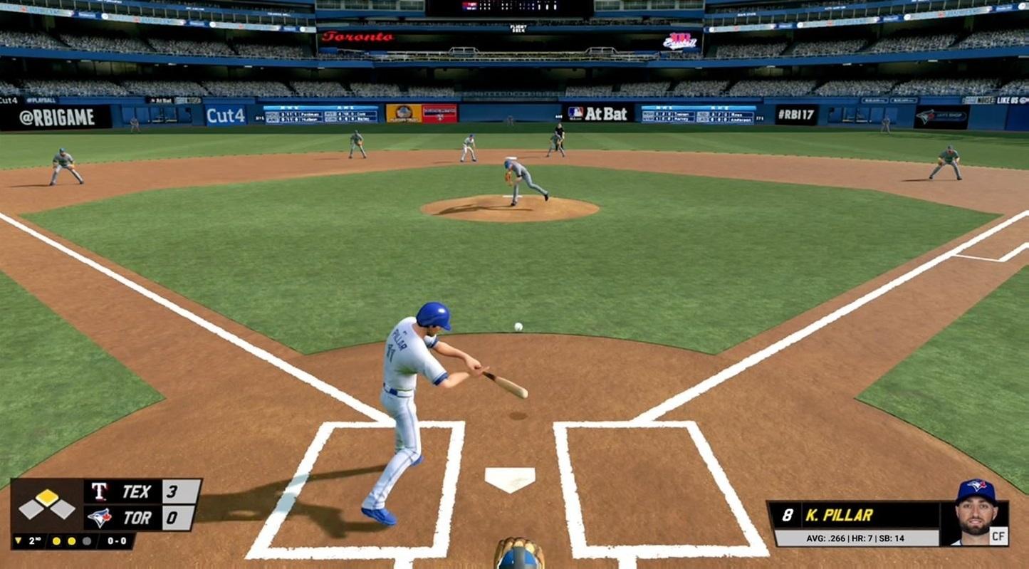 RBI Baseball 2017 Nintendo Switch 0