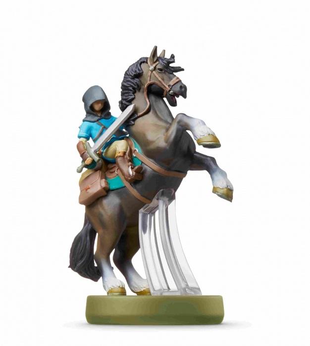 Фигурка Nintendo Amiibo Zelda Link Rider 0