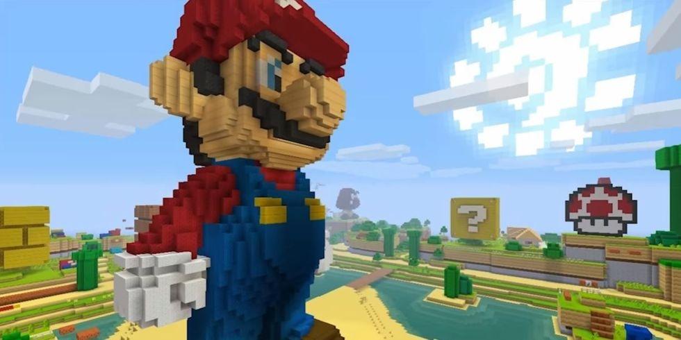 Minecraft Nintendo Switch Edition  0