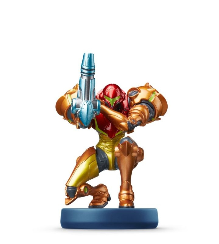 Фигурка Nintendo Amiibo Metroid Samus Aran 0