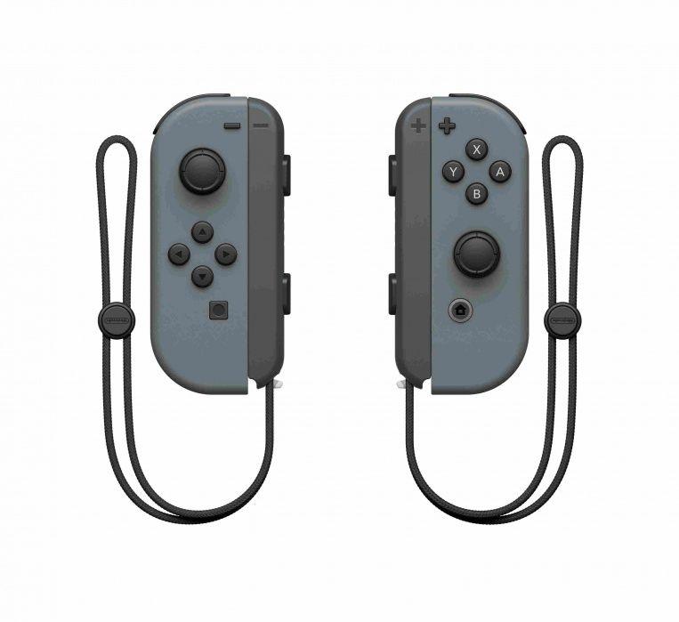 Геймпады Nintendo Switch Joy-Con Pair Grey 0