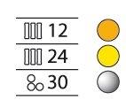 Магнитный конструктор Geomag Pro Color 66 деталей 0