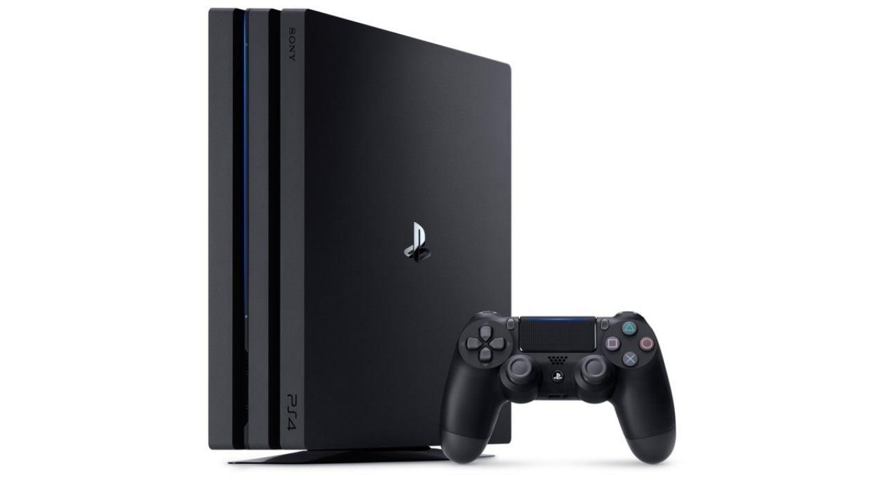 Игровая приставка Sony PlayStation 4 Pro 1TB Black 0