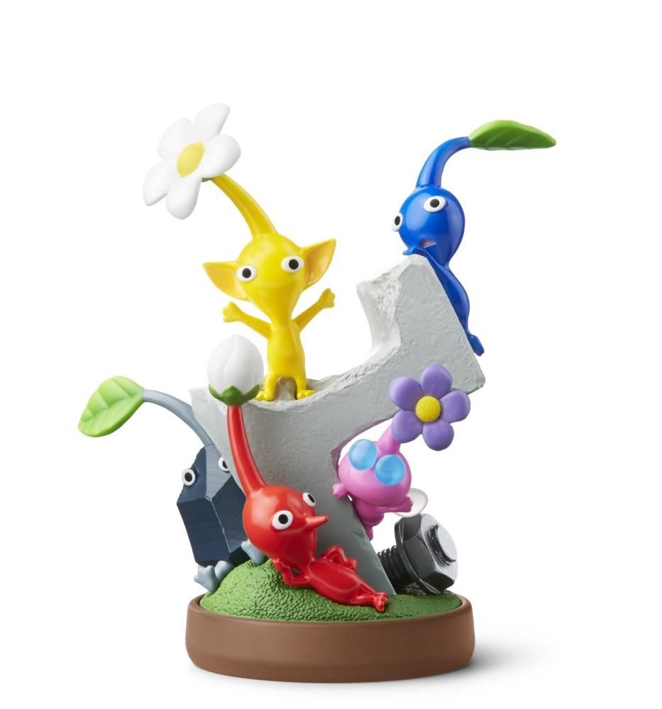 Фигурка Nintendo Amiibo Pikmin  0