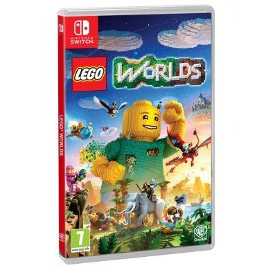 Игра для Nintendo Switch LEGO Worlds  0