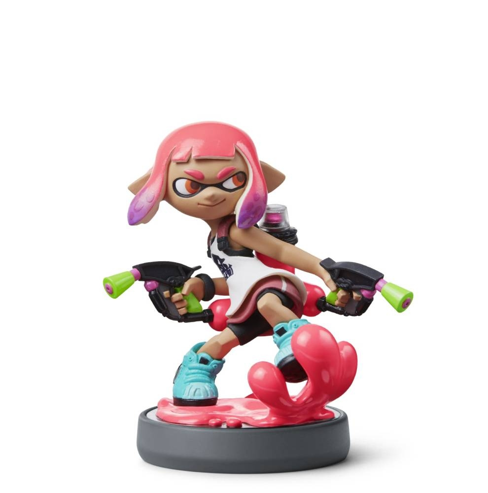Фигурка Nintendo Amiibo Splatoon InkLing Girl 0