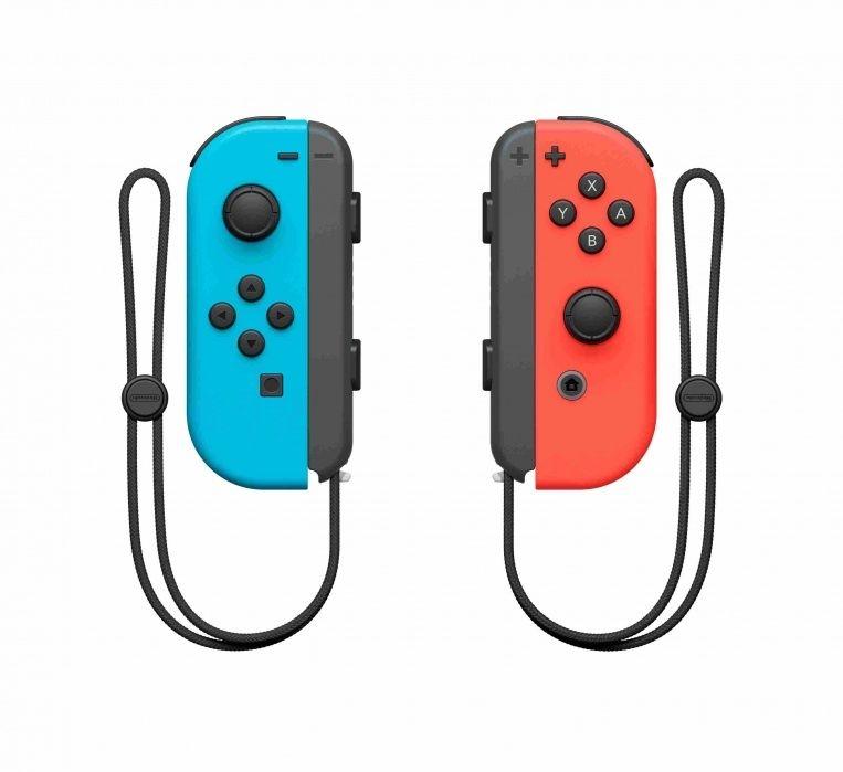 Геймпады Nintendo Switch Joy Con Pair Red/Blue 0