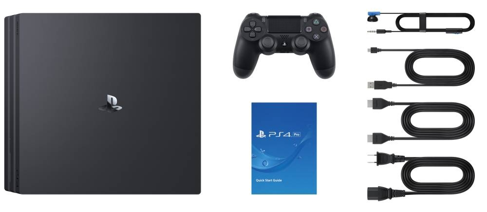 Sony PlayStation 4 Pro PS4 Pro 1TB + Fortnite  1