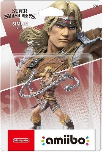 Фигурка Nintendo Amiibo Smash - Simon 0