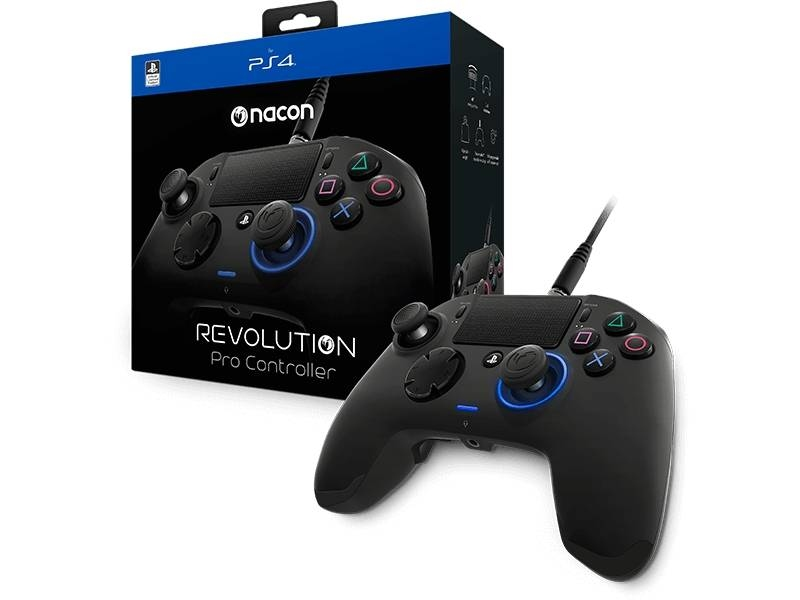 Геймпад Nacon Revolution Pro Controller PS4 0