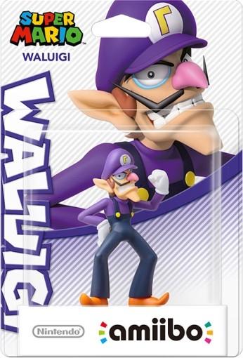 Фигурка Nintendo Amiibo Super Mario Waluigi 0