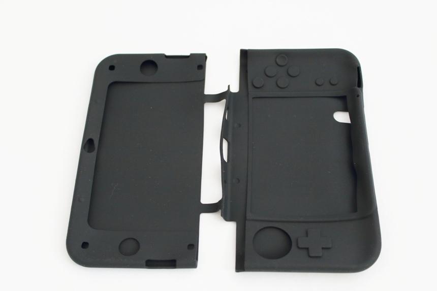 Силиконовый чехол для New Nintendo 3DS XL 0