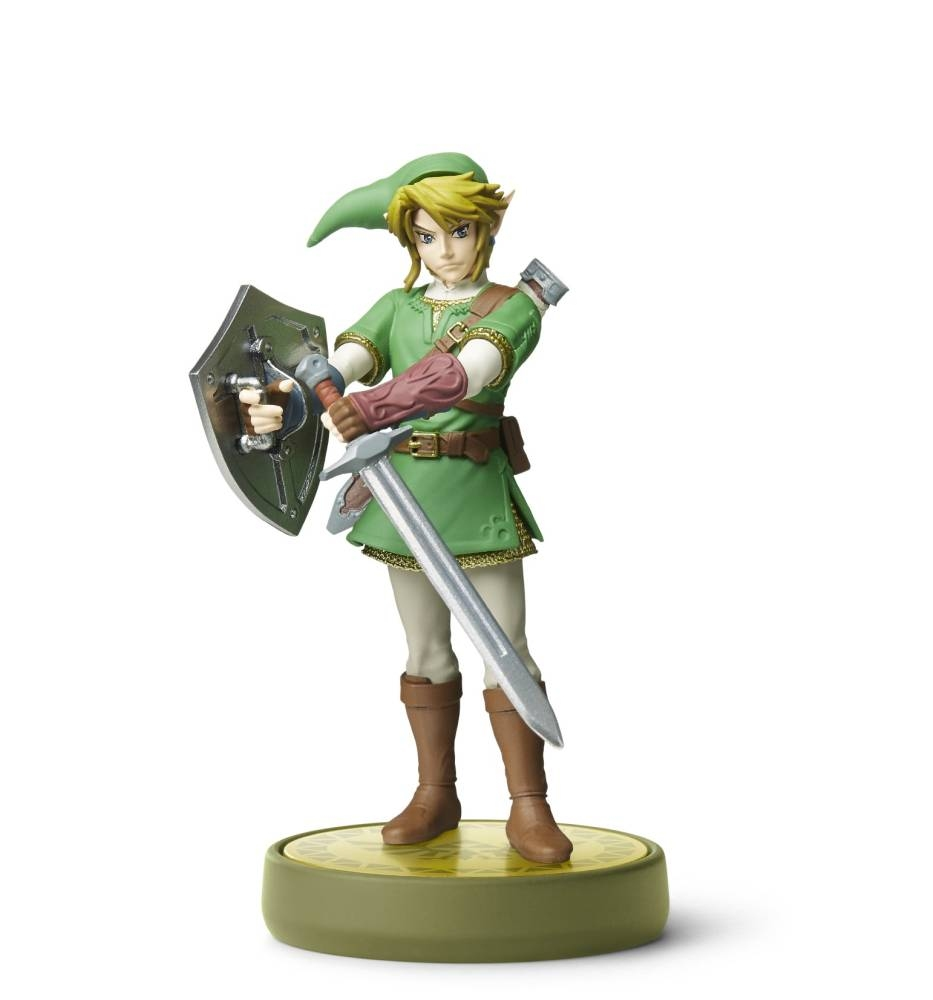 Фигурка Nintendo Amiibo Zelda Link Twilight Princess 0