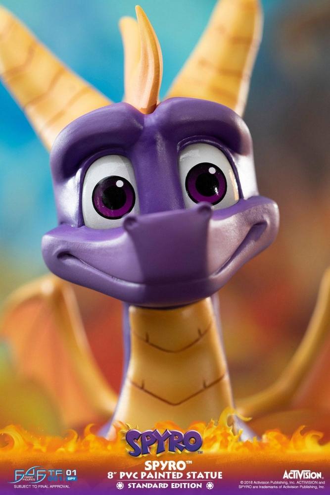 Фигурка Spyro the Dragon 20 см 0