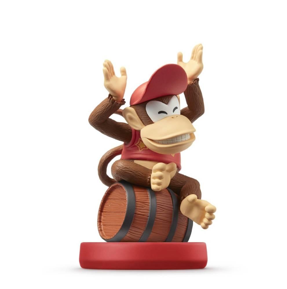 Фигурка Nintendo Amiibo Super Mario Diddy Kong 0