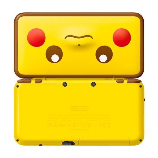 New Nintendo 2DS XL Pikachu Edition (PAL) 0