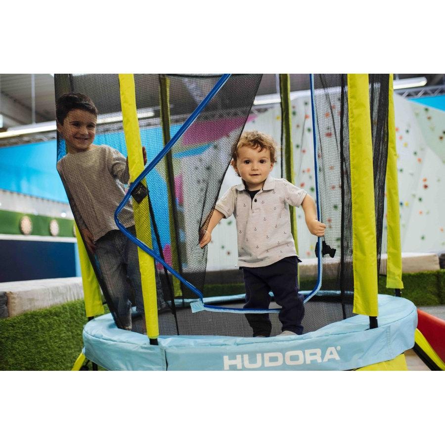 Батут для детей Hudora Safety 140 см (65611) 0