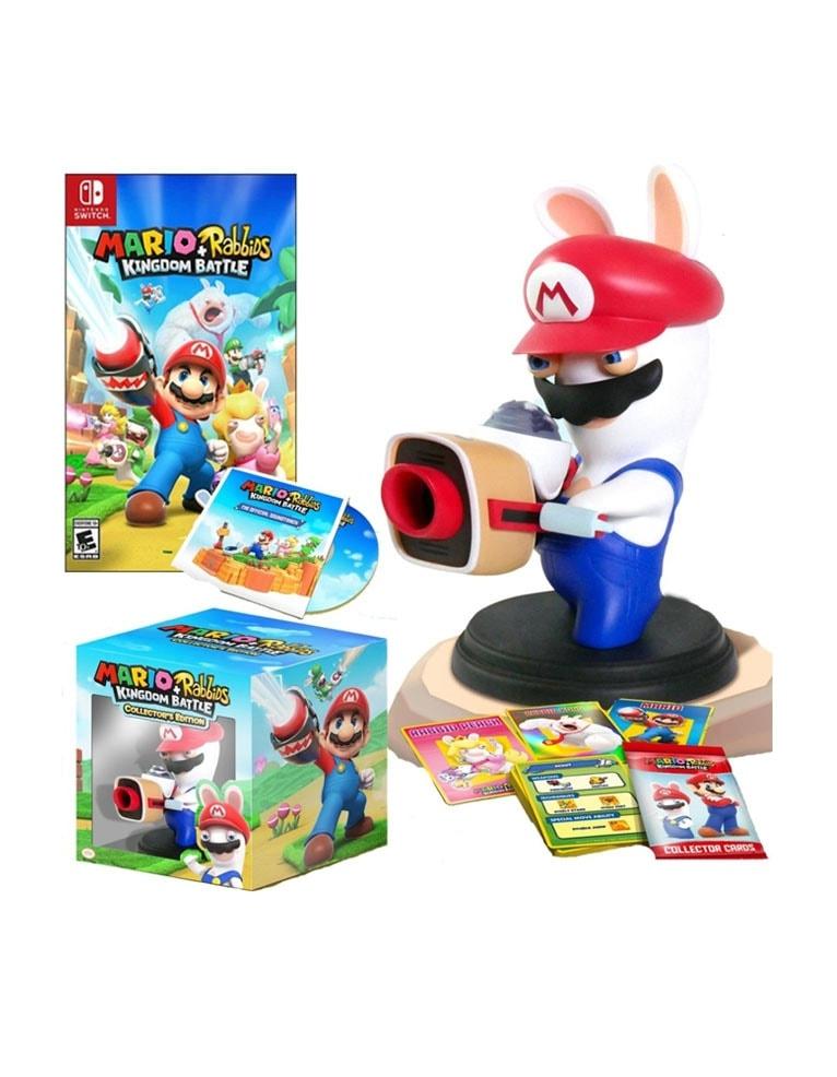 Коллекционное издание Mario and Rabbids KB + Фигурка  0