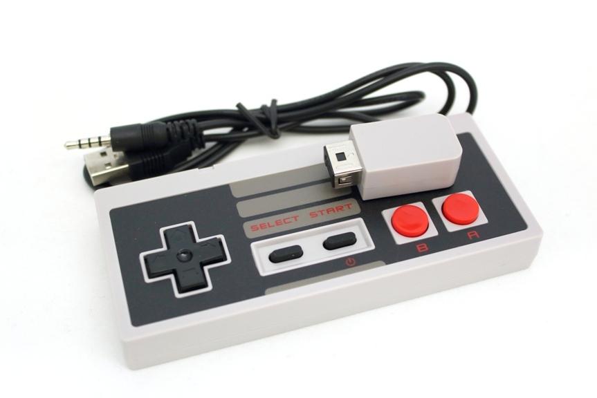 Беспроводной геймпад для Nintendo NES Classic Mini 0