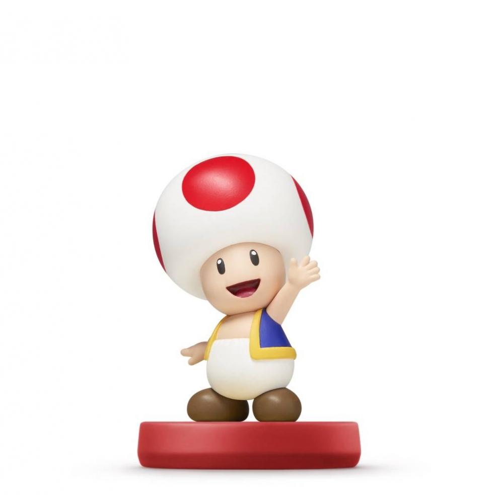 Фигурка Nintendo Amiibo Super Mario - Toad 0