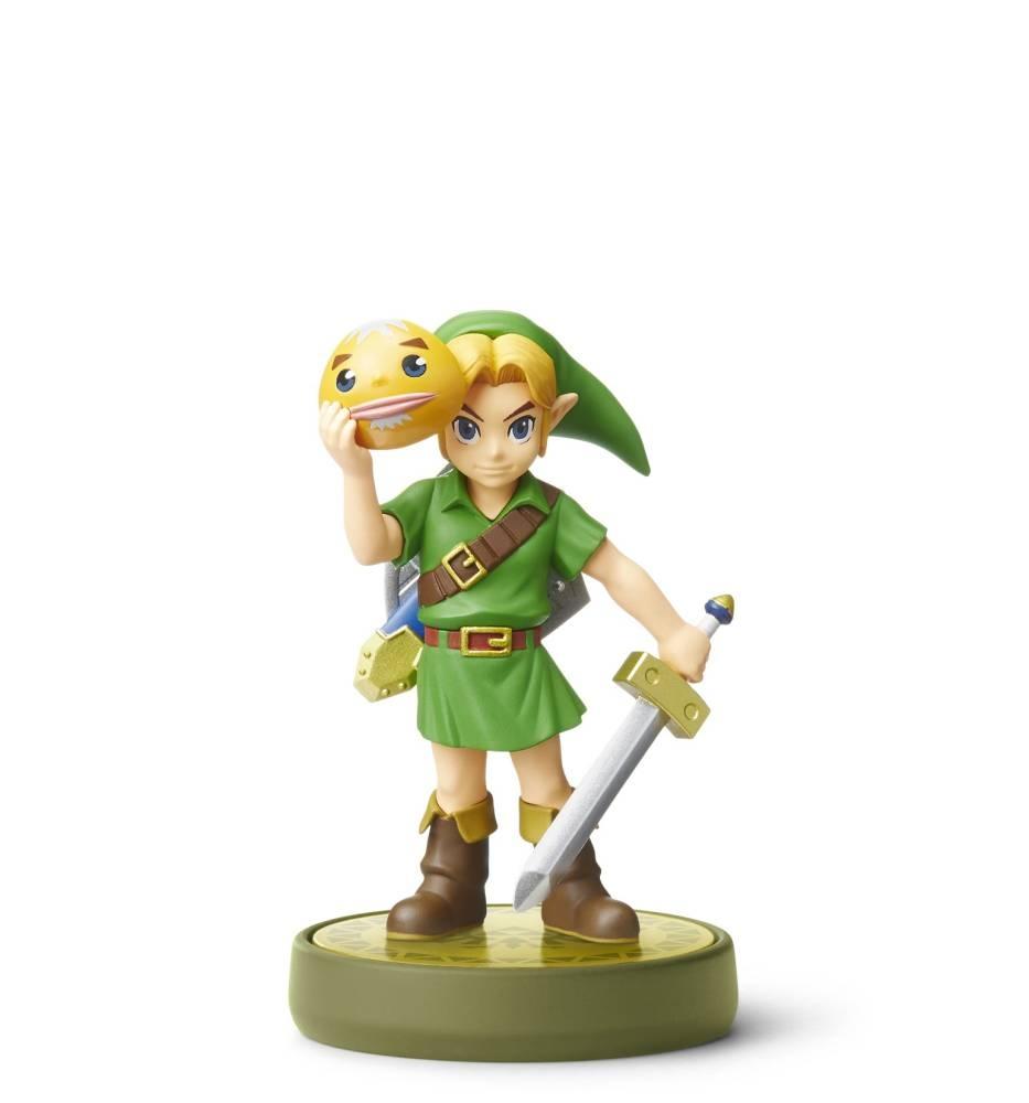 Фигурка Nintendo Amiibo Zelda Link Majoras Mask 0
