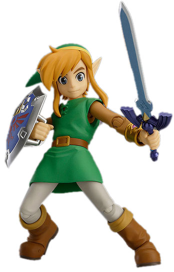 Фигурка Legend of Zelda Link Between Worlds