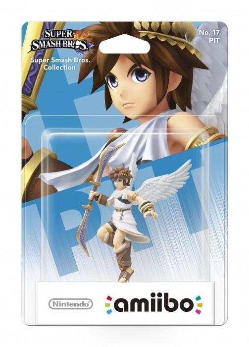 Фигурка Nintendo Amiibo Smash Pit