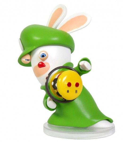 Фигурка Mario + Rabbids Kingdom Battle: Rabbid Luigi 8 см
