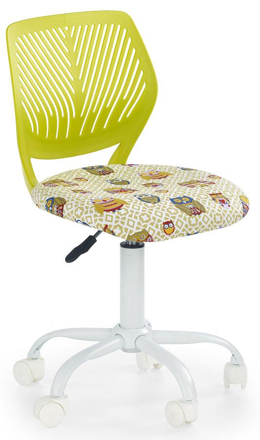 Детское компьютерное кресло Halmar Bali Green
